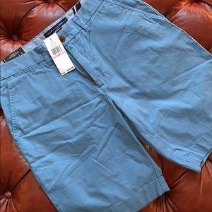 TOMMY HILFIGER CLASSIC FIT DRESS SHORTS